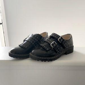 Zara girl's loafers